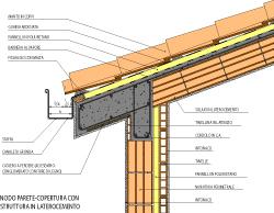 Stiferite spa a socio unico particolari costruttivi di for Sezione tetto giardino