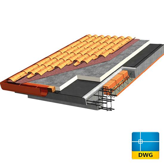 Stiferite spa a socio unico isolamento termico di for Tettoia inclinata del tetto