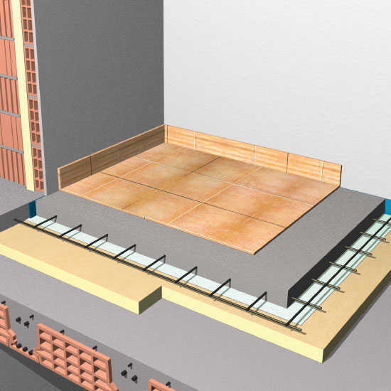 d mmung gegen das erdreich. Black Bedroom Furniture Sets. Home Design Ideas